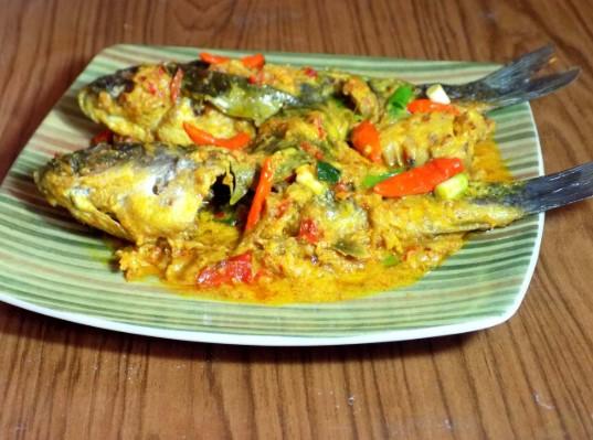 Cara masak ikan asam pedas