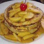 Pancake Saus Apel