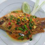 Ikan Nila Bumbu Kuning Maknyus