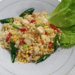 Nasi Goreng Ayam Jagung